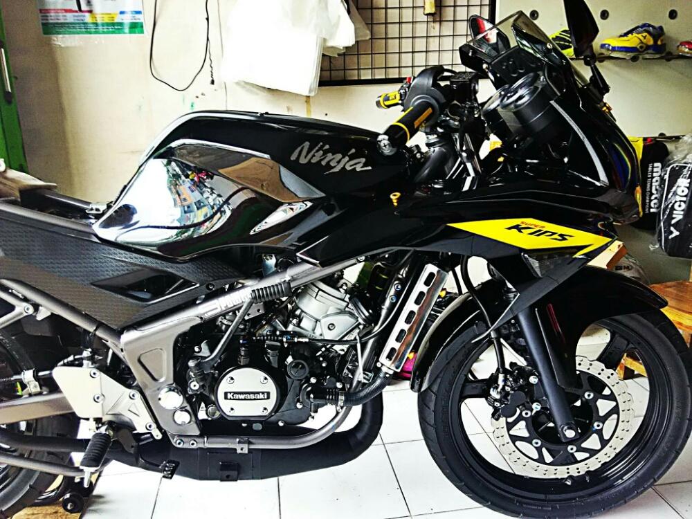 Penjualan Kawasaki Ninja 2 Tak Mulai Menurun