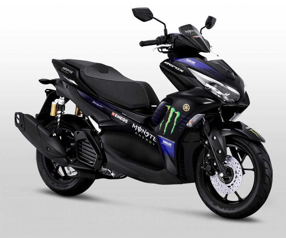 Dua Warna Baru Honda CB150R Streetfire, Makin LAKI